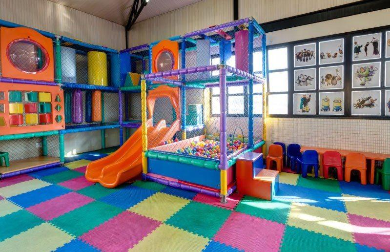 Foto do espaço kids da Padaria Bella Vitória Vipzinho