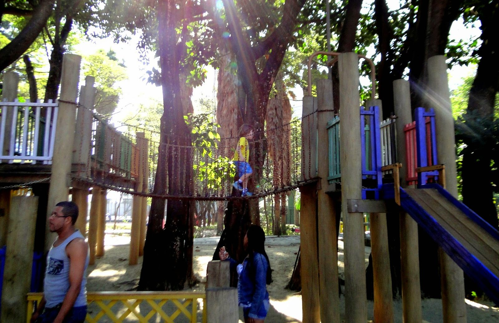 Parque Celso Daniel no Vipzinho