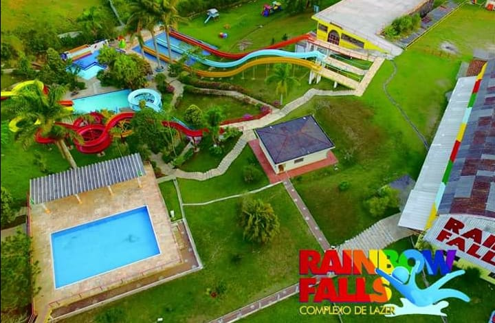 rainbow falls no vipzinho