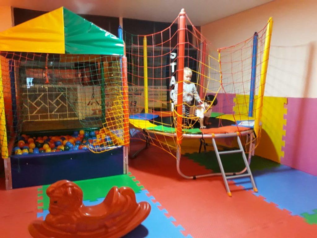 Espaço kids do Kiito em Santo André
