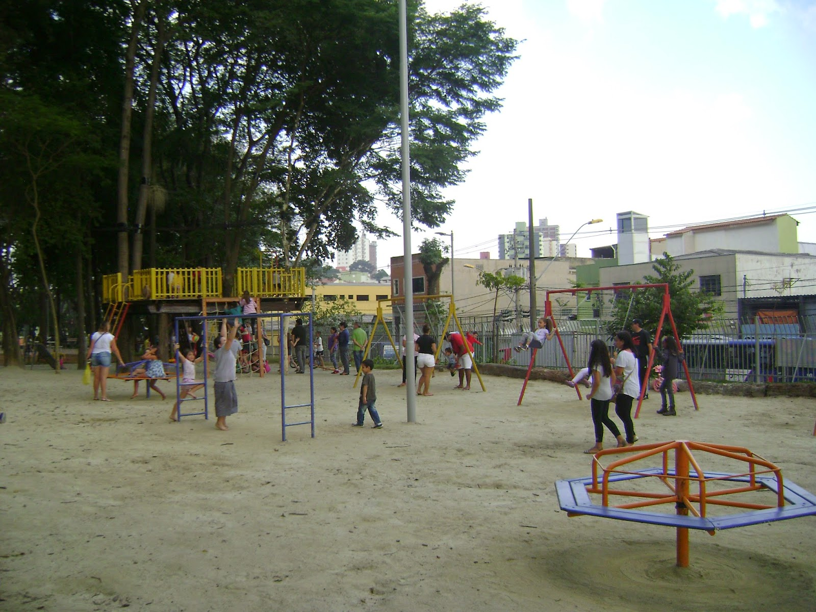 Parque Pignatari no Vipzinho