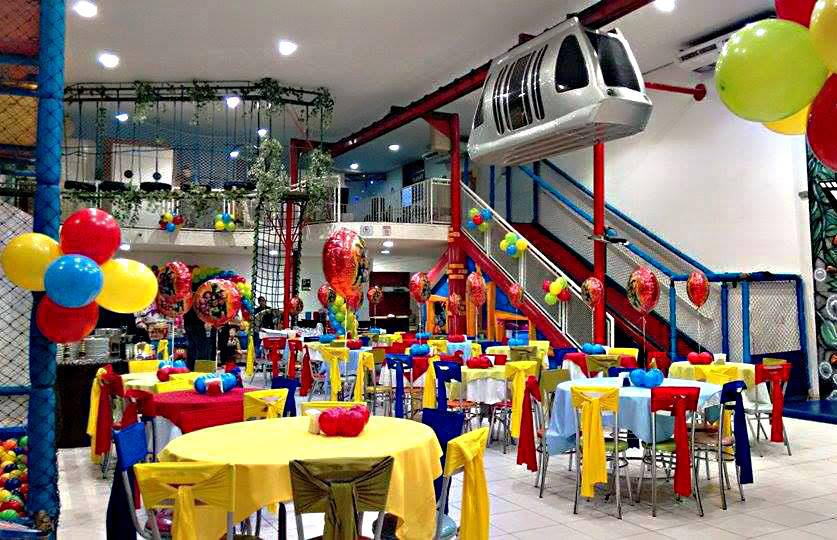 Buffet Infantil Brinca Piá no Vipzinho