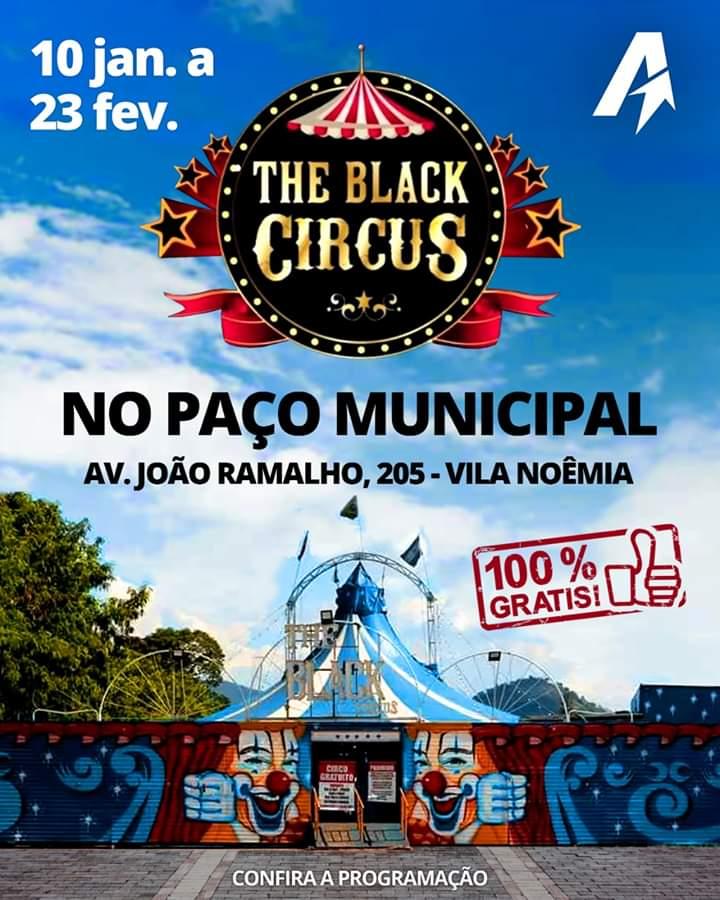Black Circus Mauá