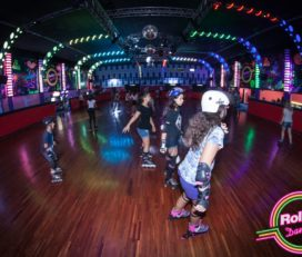 Roller Dancing