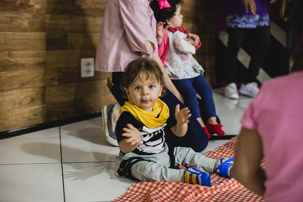 Buffet Infantil Vipzinho