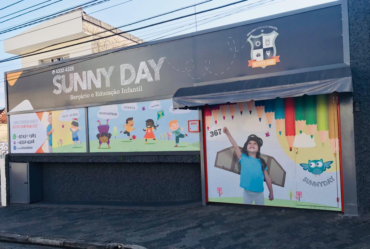 Escola Sunny Day no Vipzinho