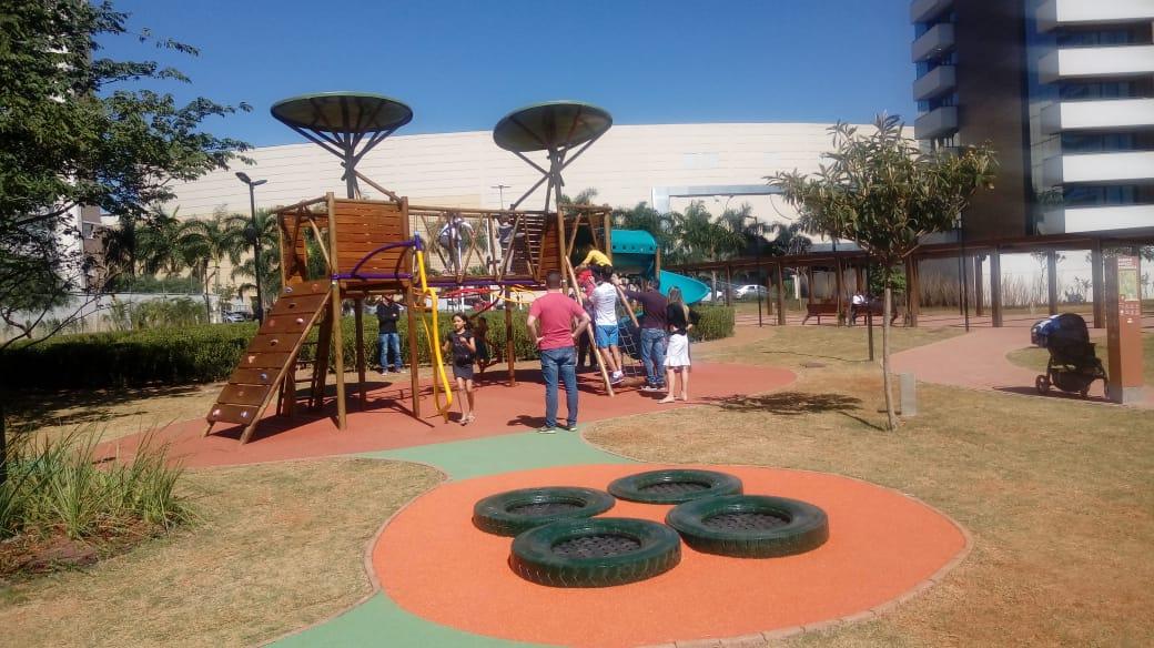 Parque Espaço Cerâmica Tom Jobim São Caetano no Vipzinho