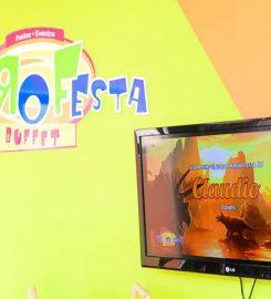 Buffet ViroFesta