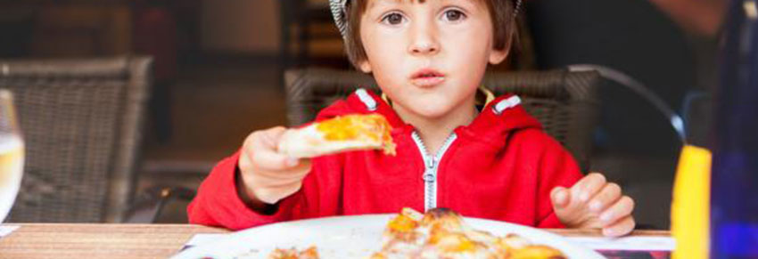 pizza evento criança vipzinho