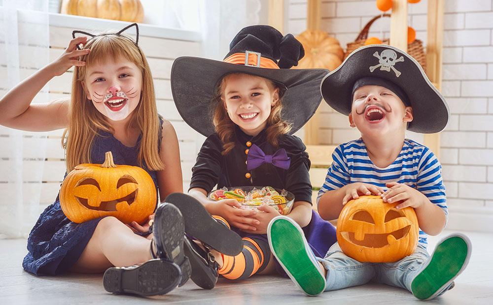 Escola Aprendiz faz festa de Halloween em aula online para divertir alunos - Portal Vipzinho