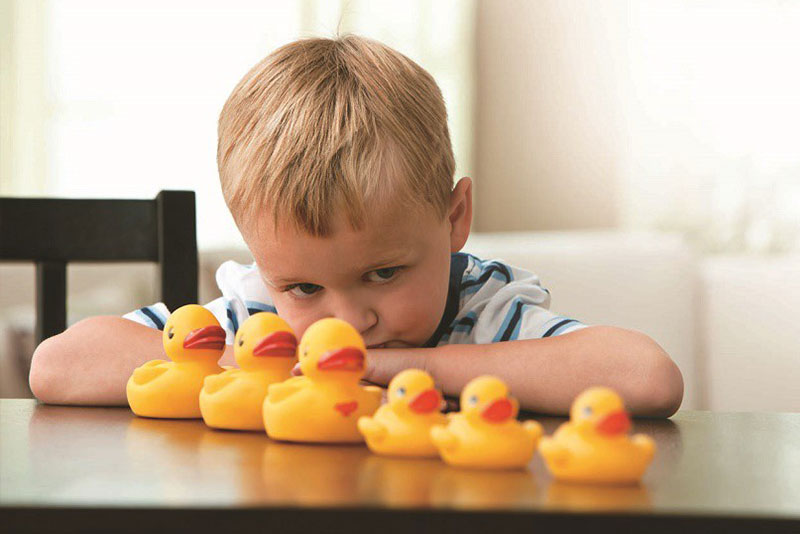 autismo criança ziraldo