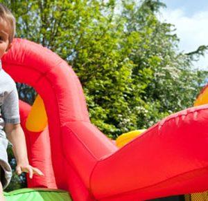 criança brinquedo inflável vipzinho