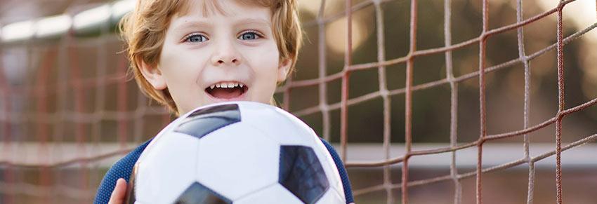 futebol crianças vipzinho