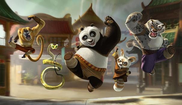 kung fu panda vipzinho