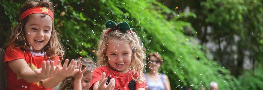 carnaval no parque escola no vipzinho