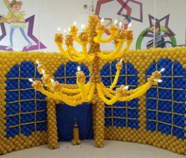 Oficina Encantada – Decorações em Balões