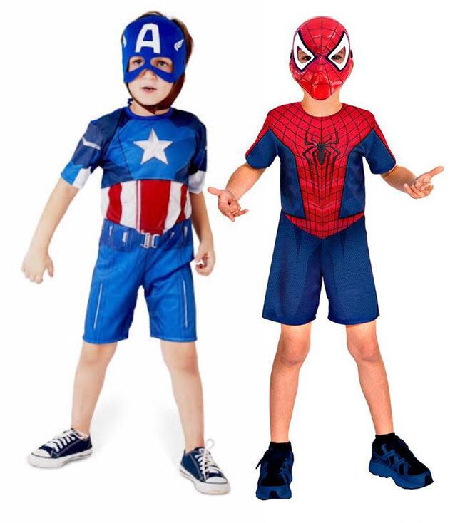 super heróis vipzinho