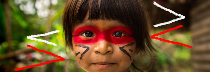 Abril Indígena no Portal Vipzinho