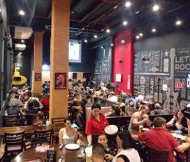 Rock & Ribs Lounge Atrium