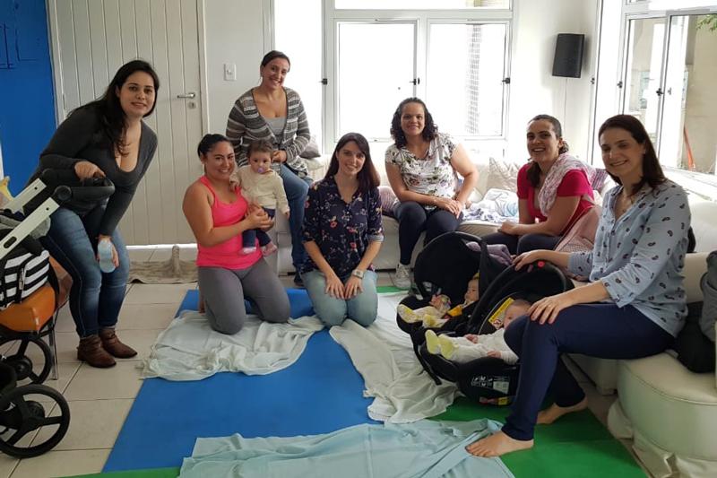 Clínica Spacci workshops no Portal Vipzinho