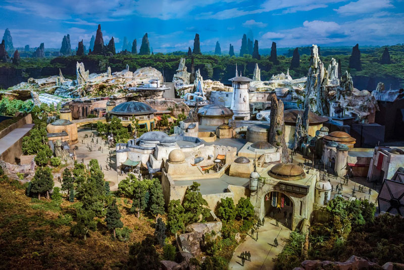 'Star Wars Galaxy's Edge' no Portal Vipzinho