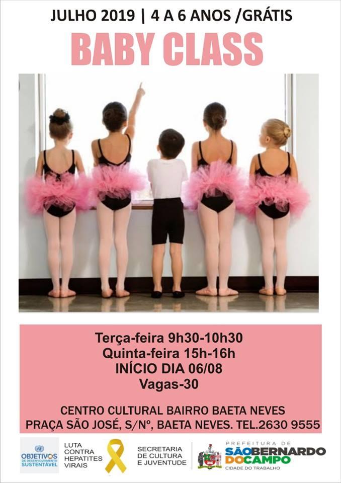 Ballet em São Bernardo do Campo