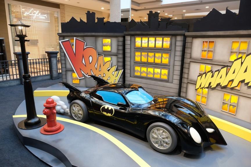 parque do batman shopping