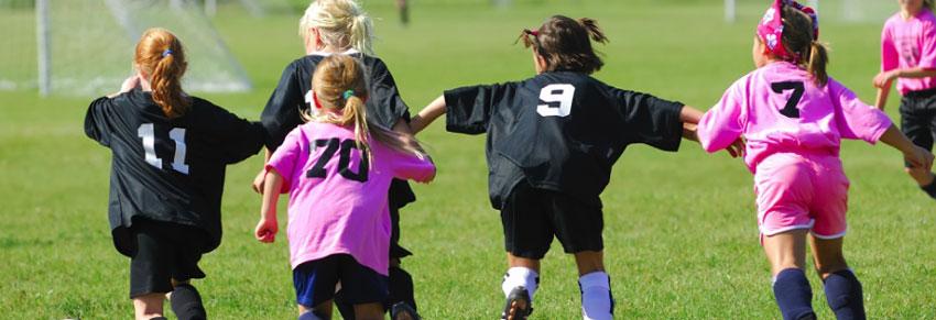 Futebol Feminino no Portal Vipzinho