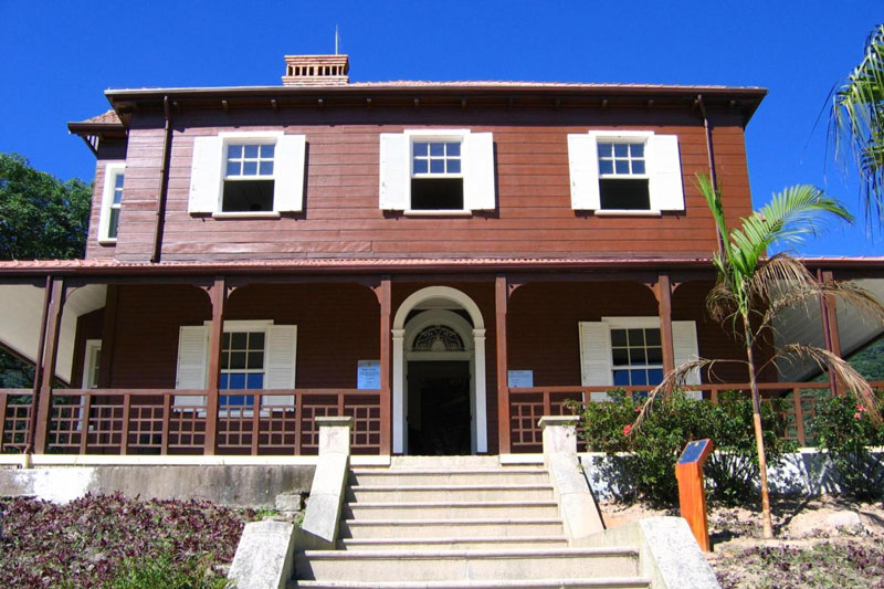Museu Castelinho no Portal Vipzinho