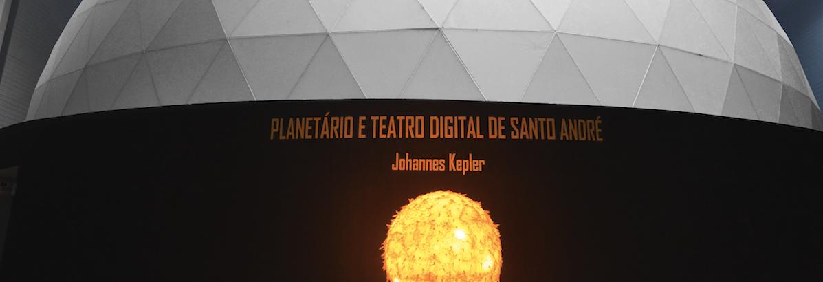 Planetário e Cinedome Digital no Portal Vipzinho