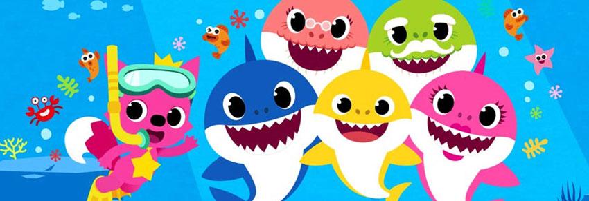 Baby Shark em São bernardo no Portal Vipzinho