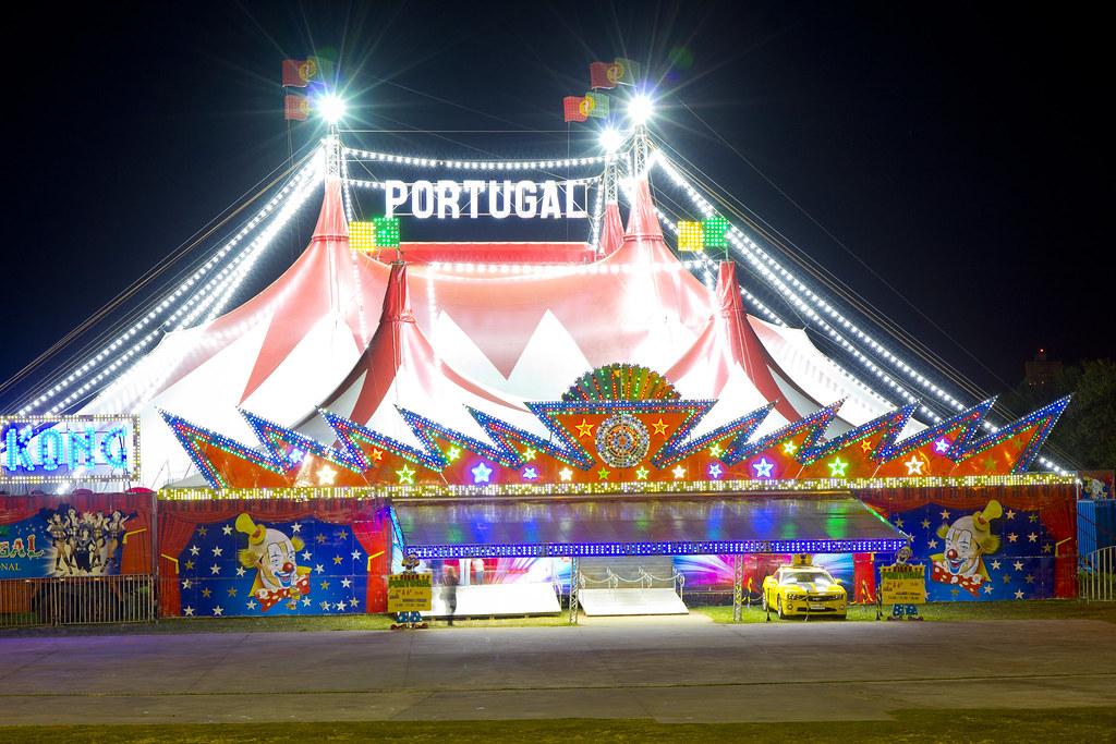 Resultado de imagem para portugal é um circo