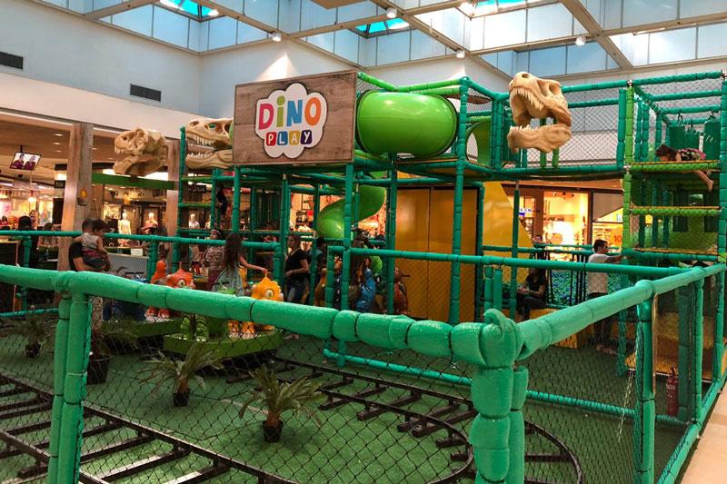 Dino Play no Portal Vipzinho