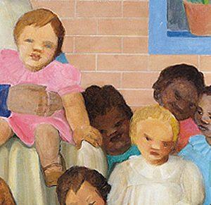 tarsila do amaral infância