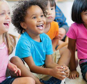 contação de histórias crianças