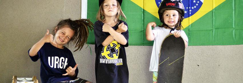 Skate em São Bernardo para criança no Portal Vipzinho