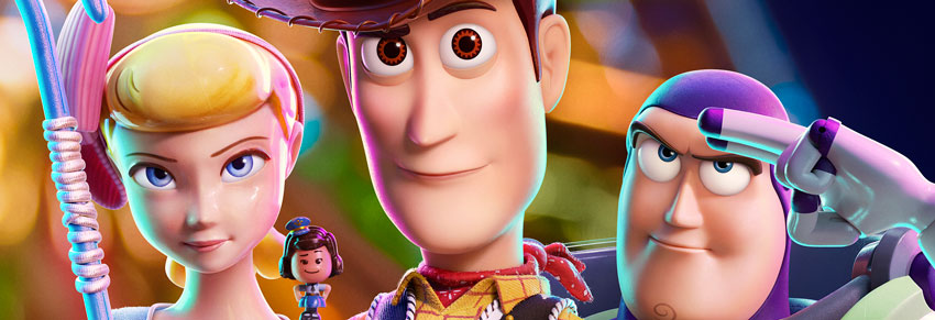 Toy Story 4 no Portal Vipzinho