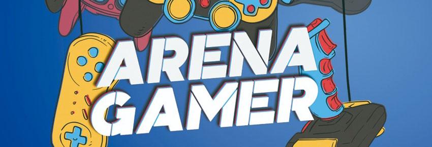 Arena Gamer no Portal Vipzinho