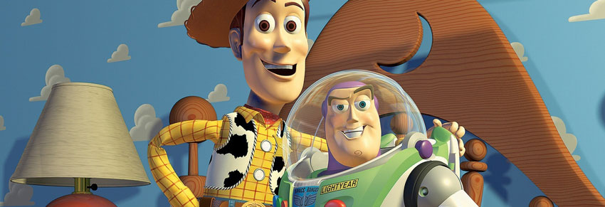 Buzz e Woody no Portal Vipzinho