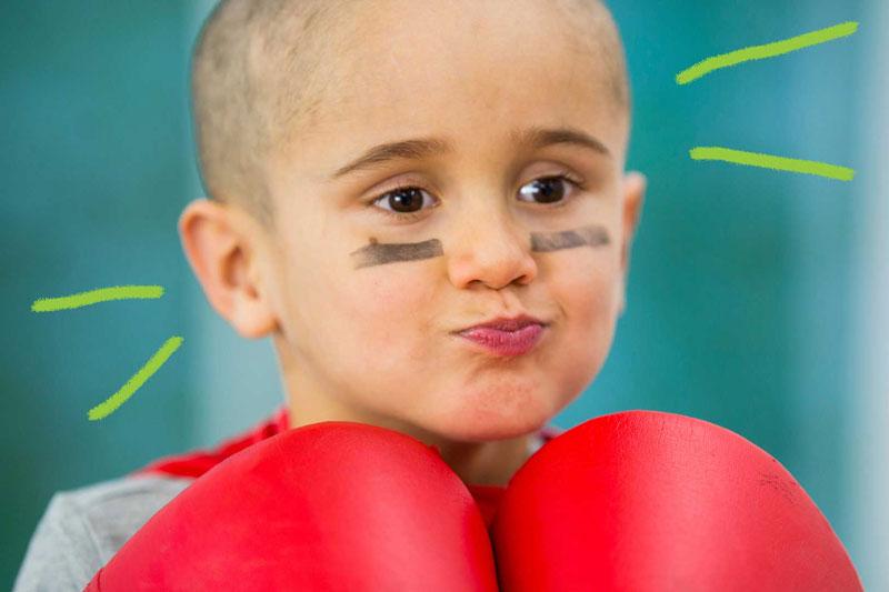 oncologia infantil no Portal Vipzinho