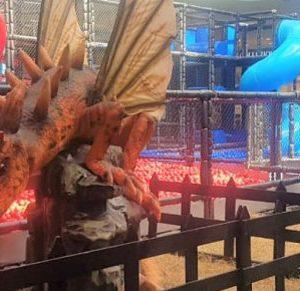 Dragon Land no Mauá Plaza