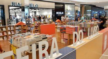 São Bernardo Plaza Shopping recebe feira com livros infantis nesta semana