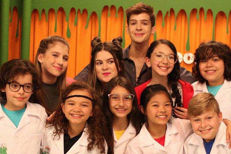 Reality show de Slime na Nick no Portal VIpzinho