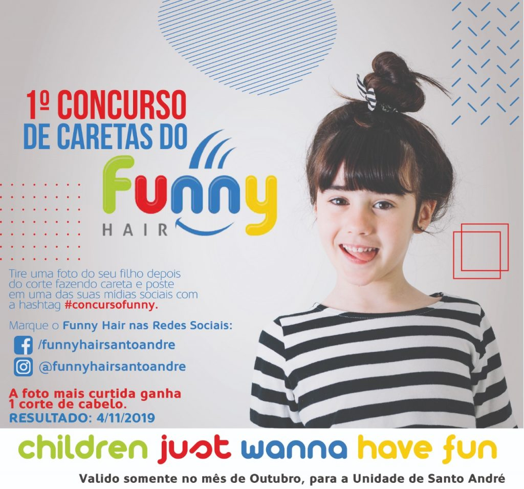 Concurso de Caretas do Funny Hair