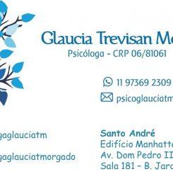 Glaucia Morgado – Psicóloga