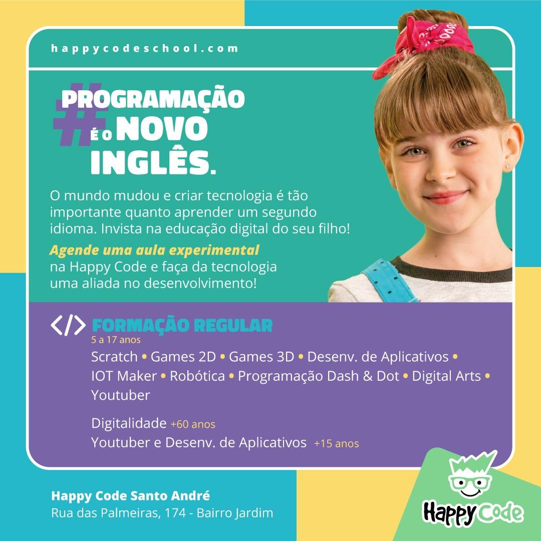 happy code no vipzinho