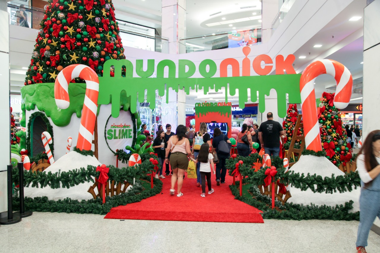 mundo nick no shopping abc