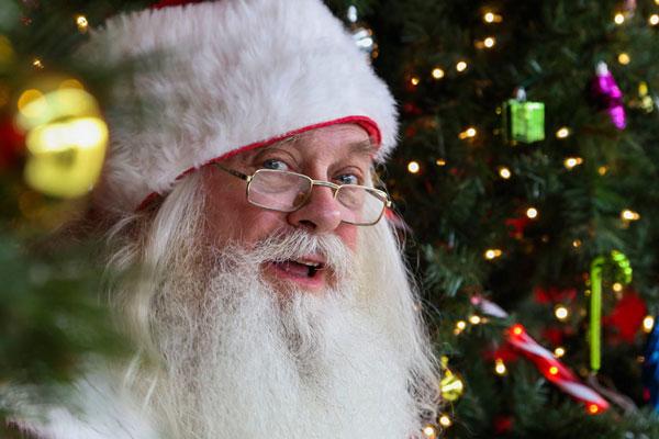 Papai Noel vipzinho destaques
