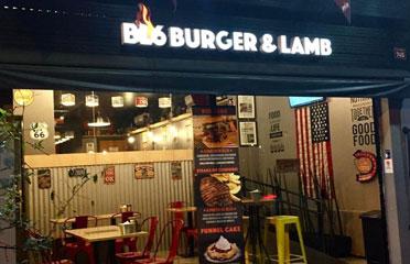 BL6 Burger & Lamb