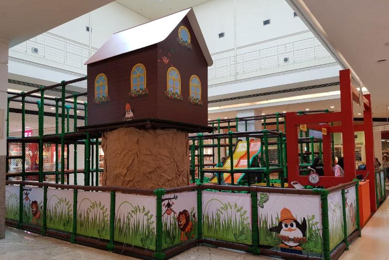 casa da árvore vipzinho